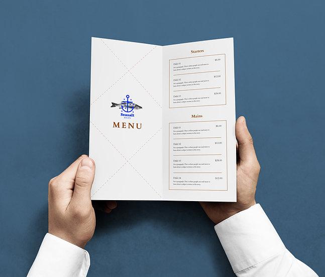 Guide «Quoi manger au resto ?»