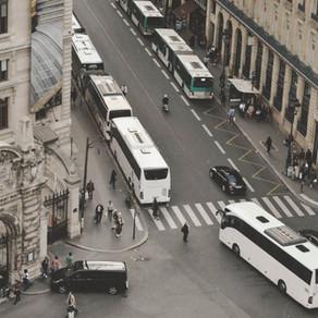 Boas maneiras nos transportes públicos