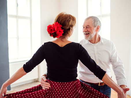 Facebook Competition Win a Private Dance Class