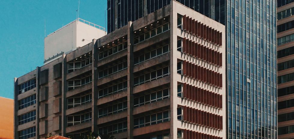 Arquitetura na Avenida Paulista