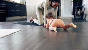 Baby-Mama-Fit - Start in ein bewegtes Leben