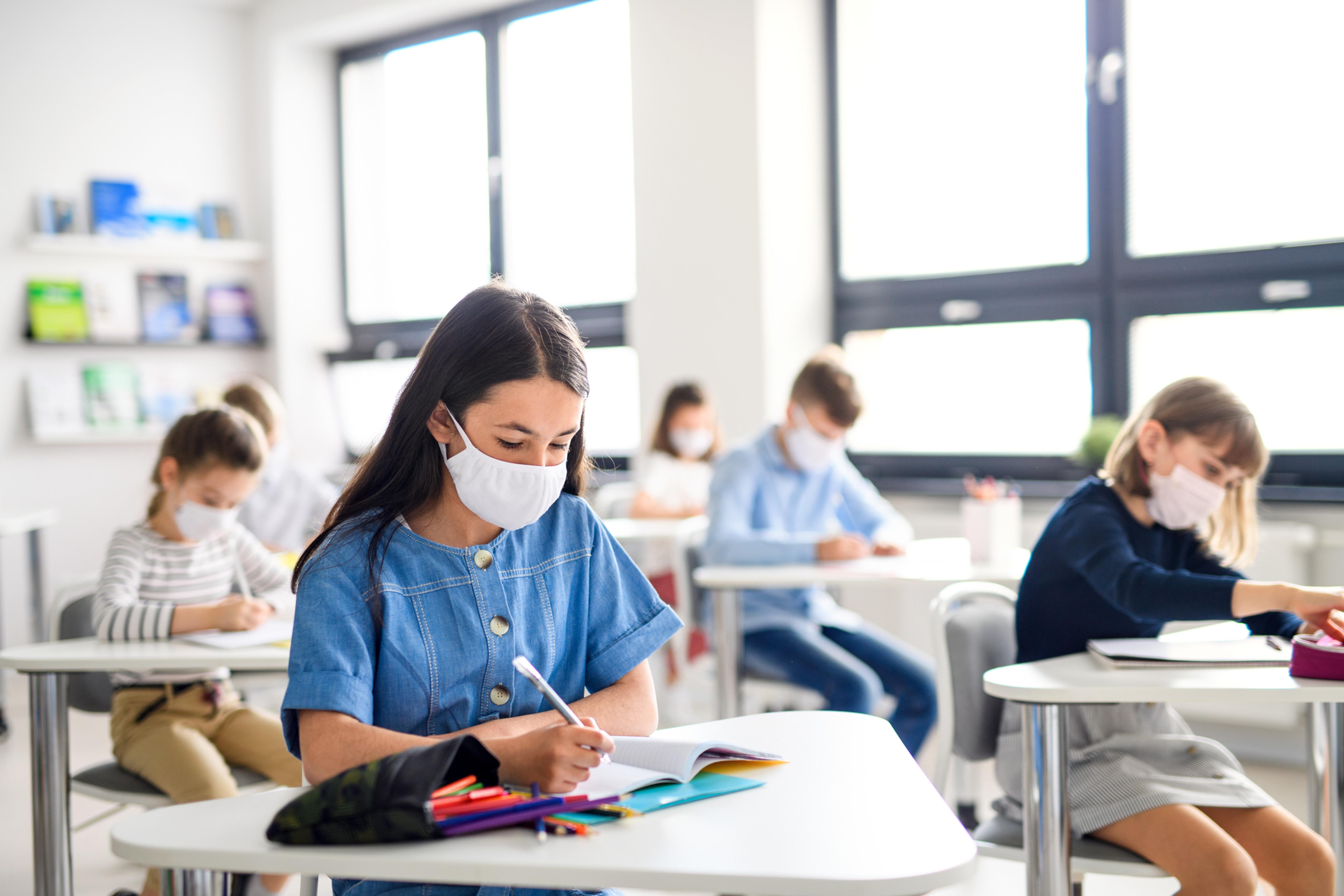 Testunterstützung für Schulen