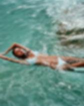 Natation en Bikini