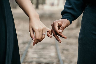 Holding Hands