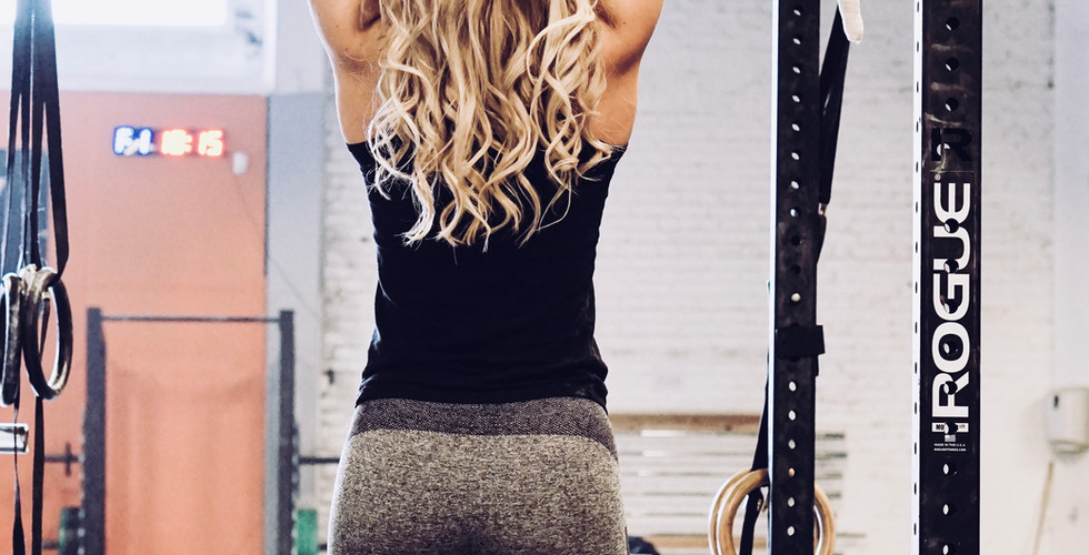 Hacer ejercicio en gimnasio