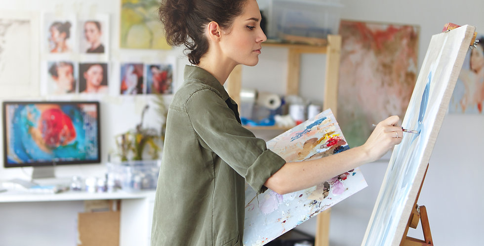 Adult Art Introductory Class (Term)