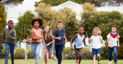 Party Kids Running