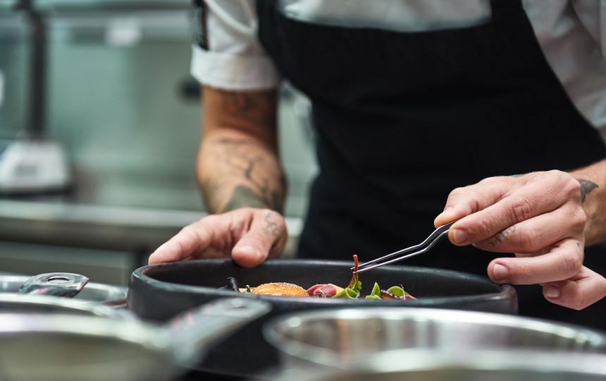 Plate dressing