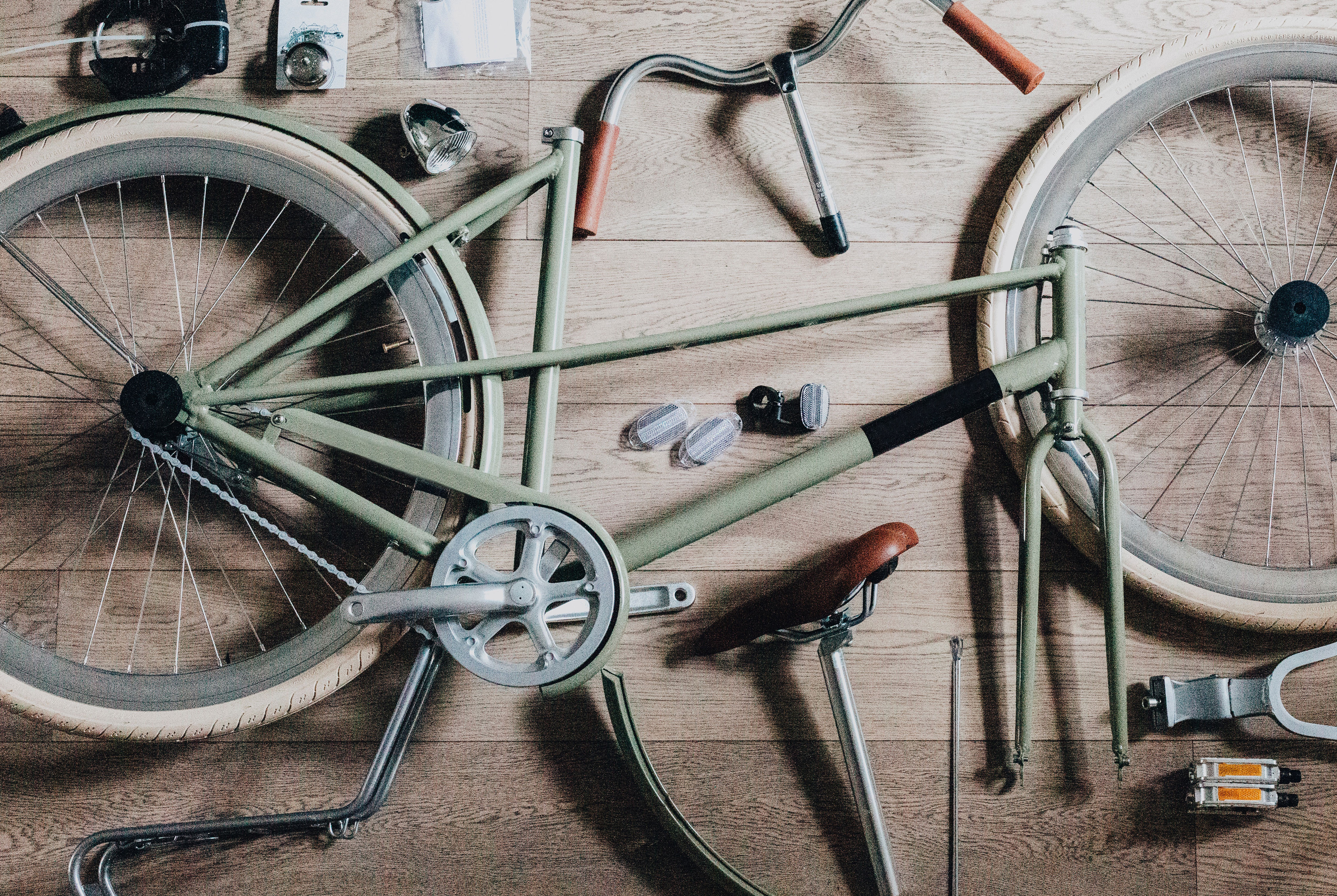 Bike Builds (E-Bike included)