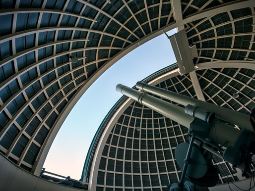 The History Of Astronomical Detectors