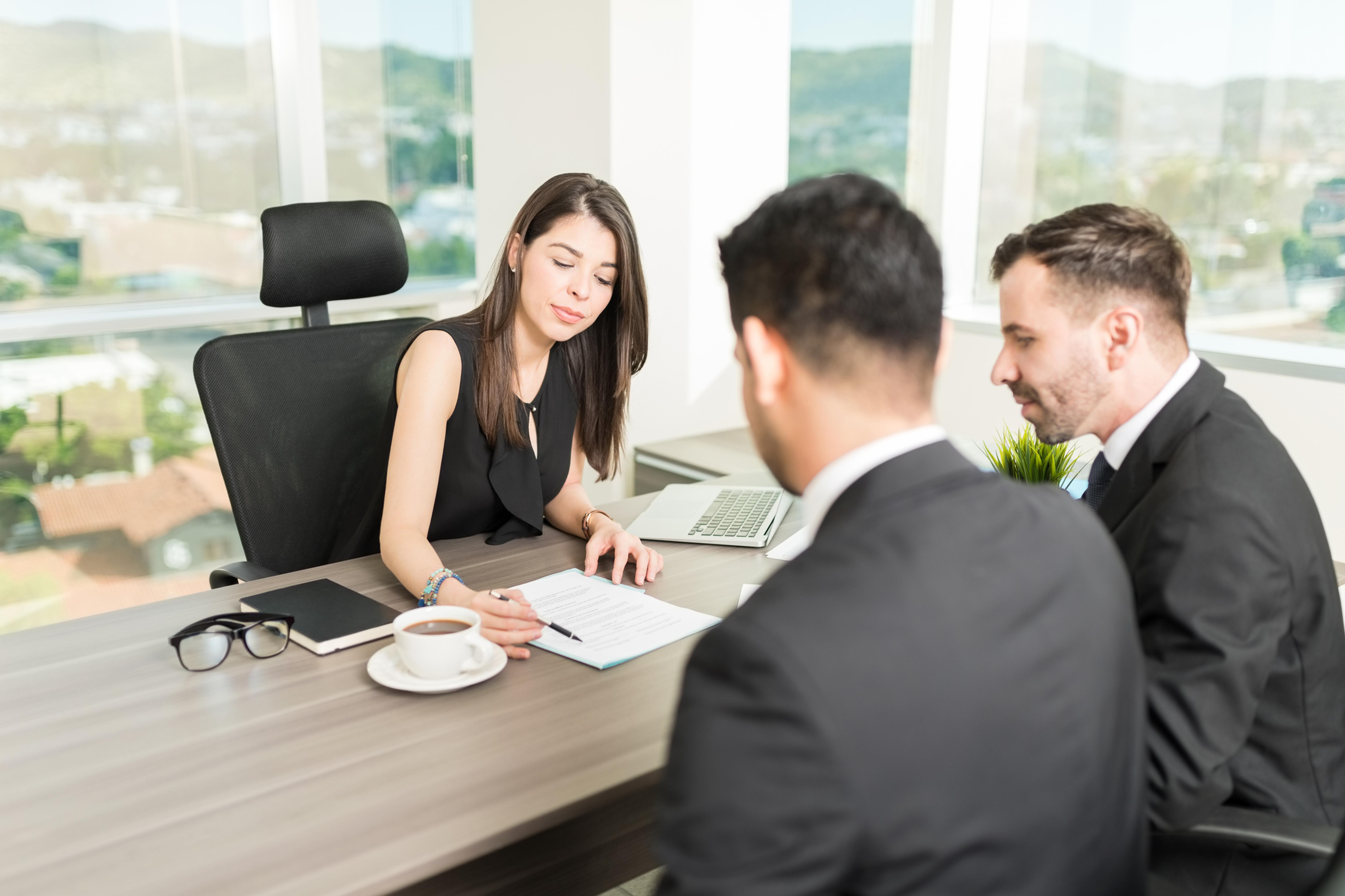 Consultation juridique sur place