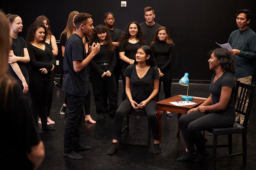 Studenti di teatro