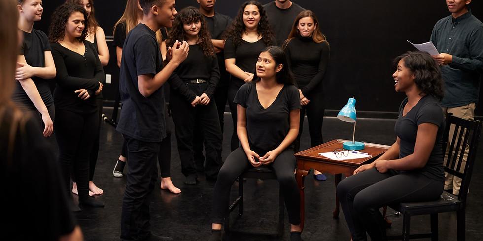 Happiness Collectors & Drama Workshop