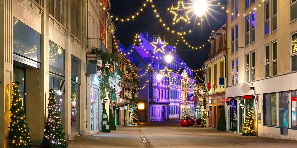 Dec 6, 2021 Light It Up Moval