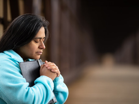 When we fail to persist in prayer, the hard only gets harder