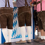 Oktoberfest Traditional Clothes