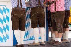 Oktoberfest Traditionelle Kleidung