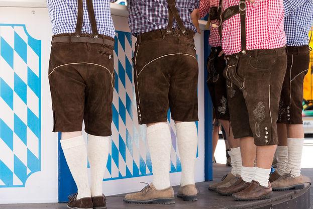 Oktoberfest Traditional Clothes