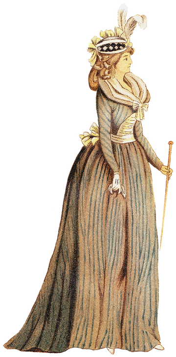 French Medieval Woman