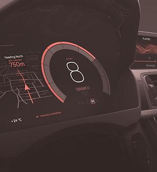 Auto-Innenraum
