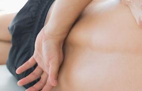 Massag oberer Rücken