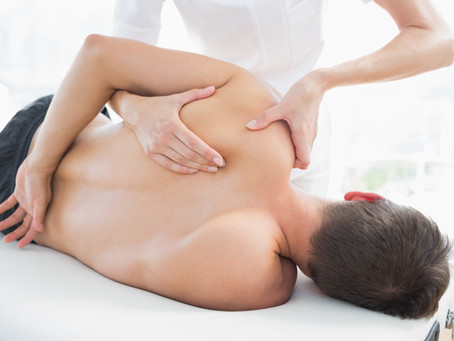 What Causes Shoulder Blade Pain & How Do You Treat It