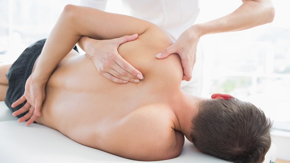Combination Massage + Shower Fee