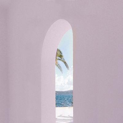 Архитектура пляжа