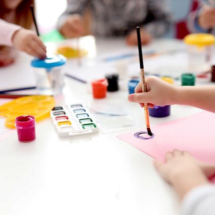 Tečaj risanja in slikanja za otroke