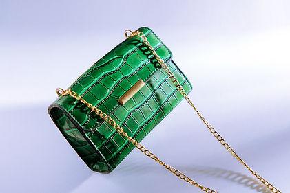 Fashion Green Handbag