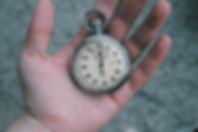 Pocket Watch in Hand