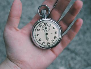 Make More Time: Say No!