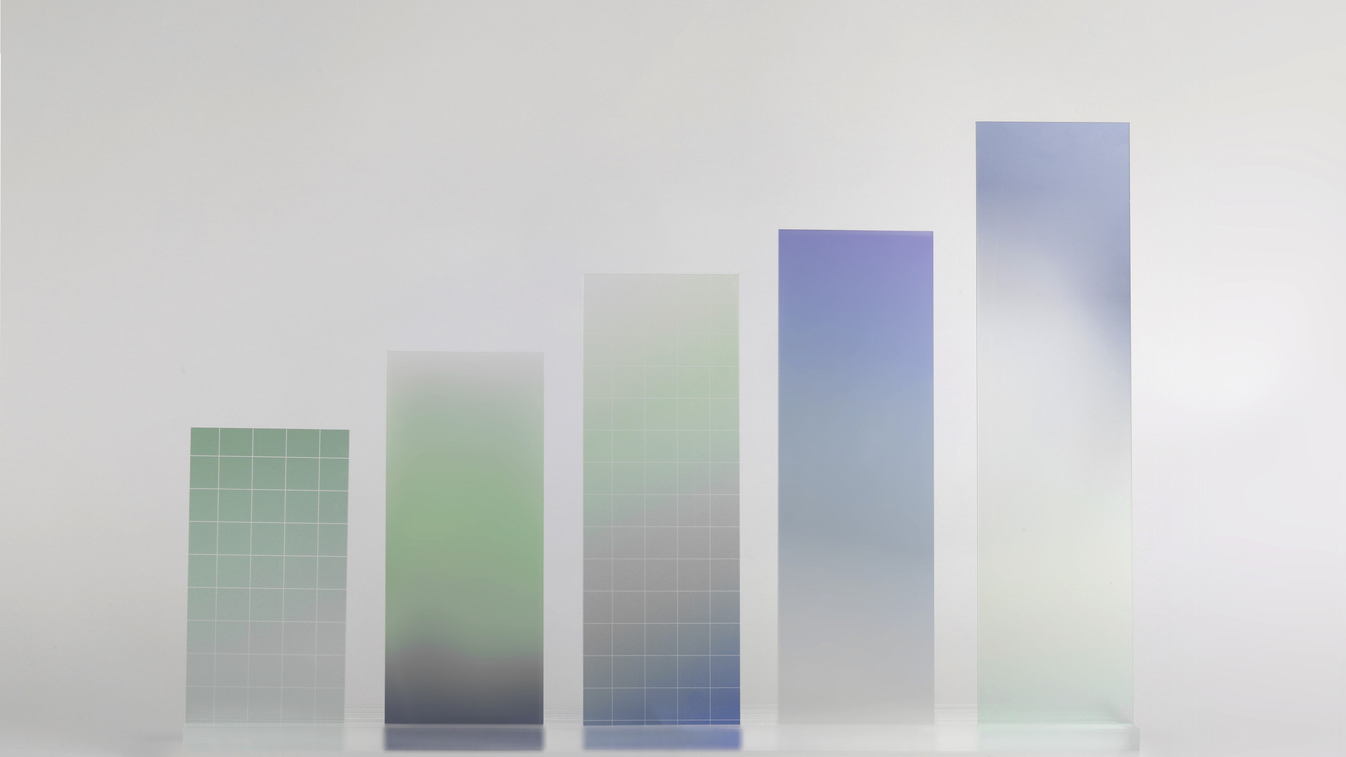 Bar Chart with five