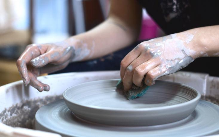 Clay Hands
