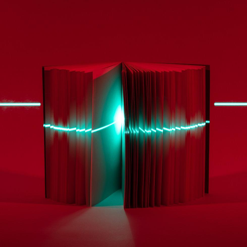 Libro di scansione laser