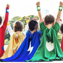 That Sounds Terrific: We Produce Extraordinary Leaders - What's Your Super Power?