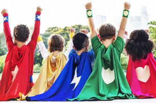 6 החושים של ילדי הוויסות החושי