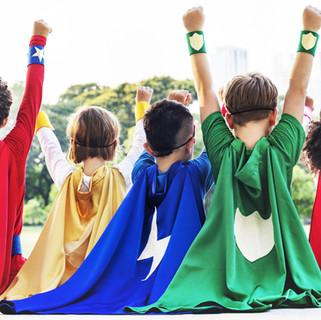 """Workshop: """"Hay un héroe en todos nosotros"""""""