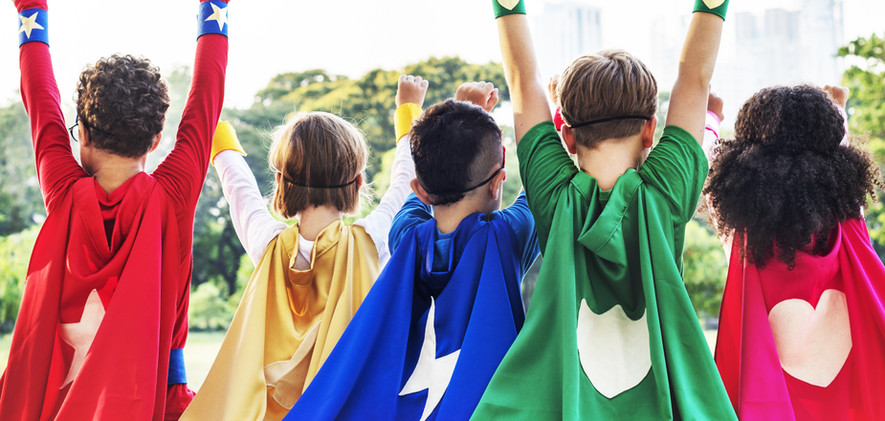 Super Hero Workshop