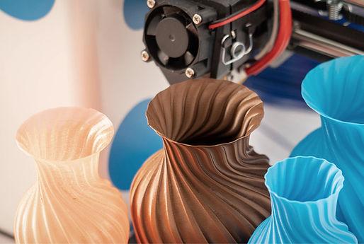 3D Printer Vases