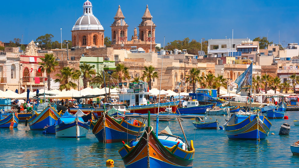 Ancient Cultures of Sicily and Malta 10 Days