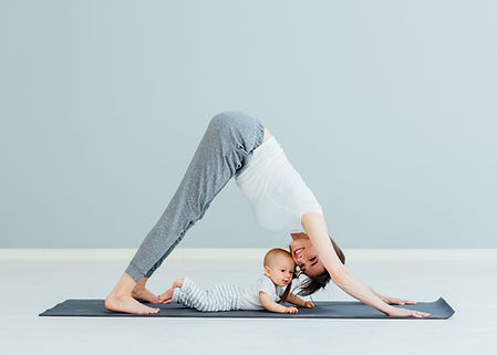 Mama-Baby Yoga in Gutau