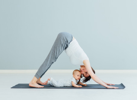 Benefits of Postnatal Yoga