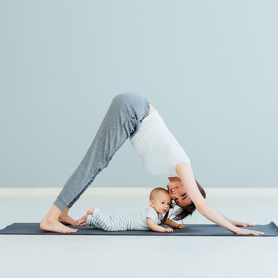 Yoga For Parents-To-Be and Parents