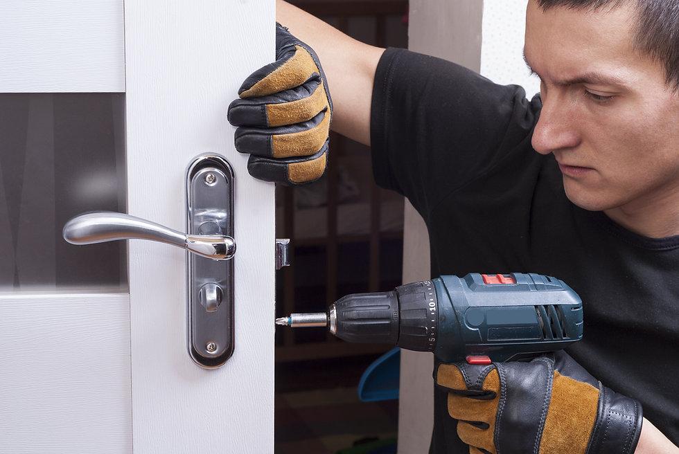 Fixing a Door