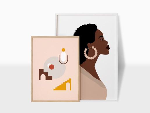 Portrait de 7 femmes artistes de Guadeloupe