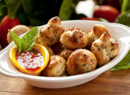 Nodini all'aglio !