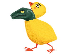 Dino Chick