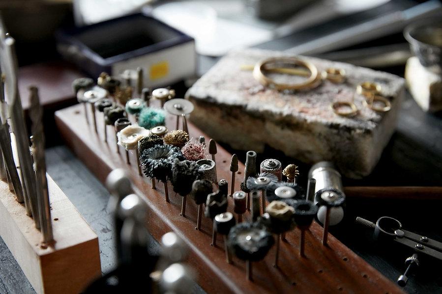 Инструменты ювелира