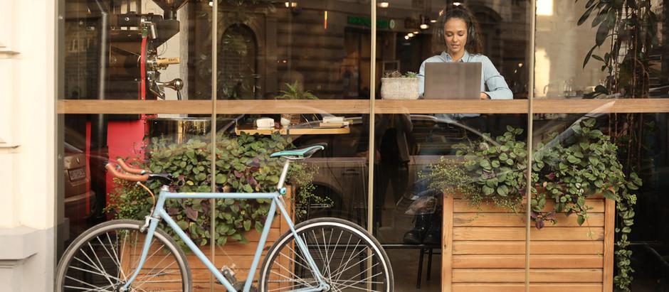 Hybrid Work & Hybrid Office - Riesenchance für den Neustart